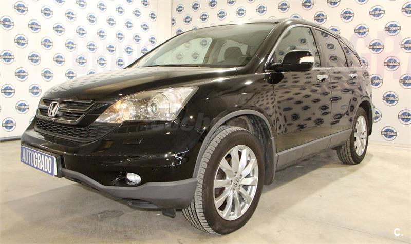HONDA CRV 2.2 iDTEC Elegance Auto 5p.