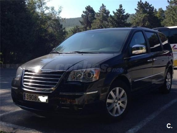 CHRYSLER Grand Voyager Limited 2.8 CRD 5p.