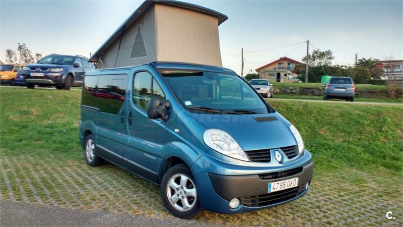 Renault Trafic Passenger Camper