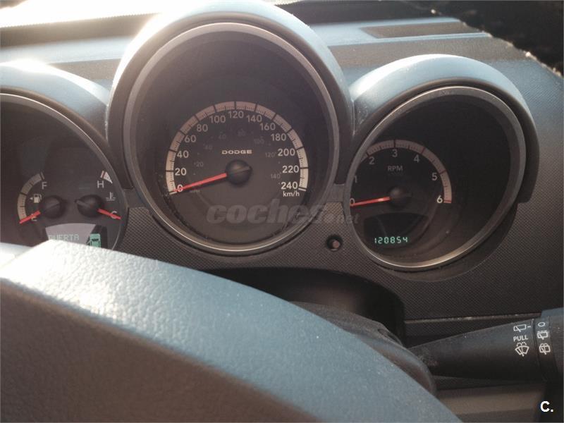 DODGE Nitro 2.8 CRD SXT 4WD 5p.