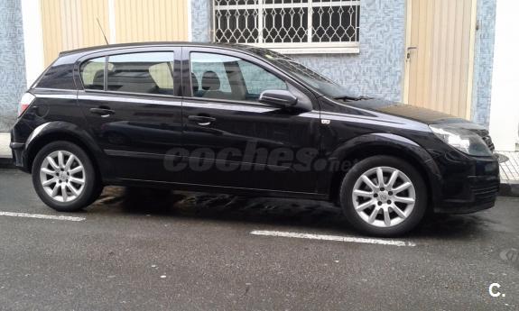 OPEL Astra 1.7 CDTi Elegance 100 CV 6V 5p.