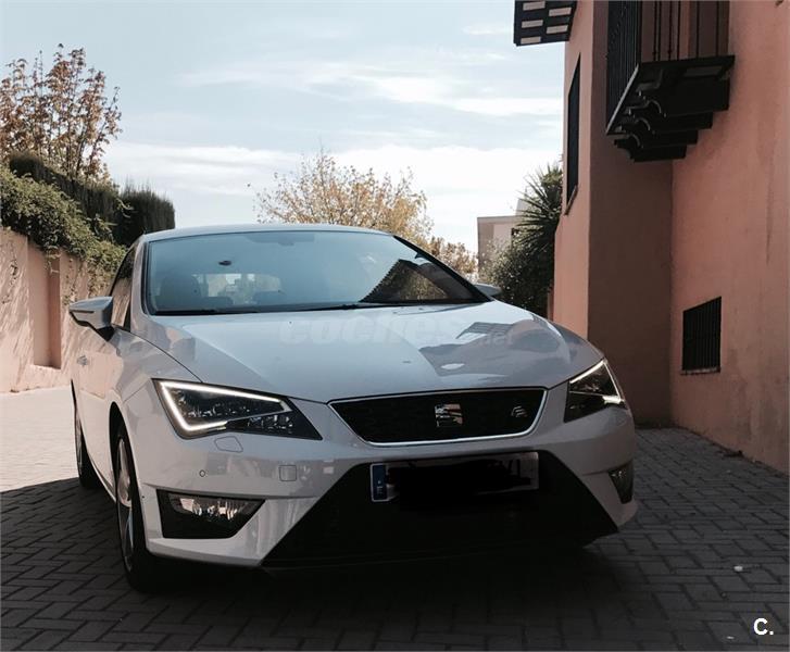 SEAT Leon SC 1.4 TSI 140cv StSp FR 3p.