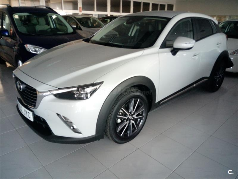 MAZDA CX3 2.0 SKY GE iEloo Luxury 4WD AT 5p.