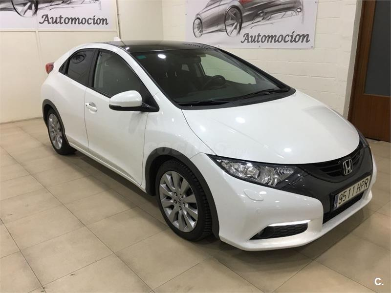 HONDA Civic 2.2 iDTEC Executive 5p.
