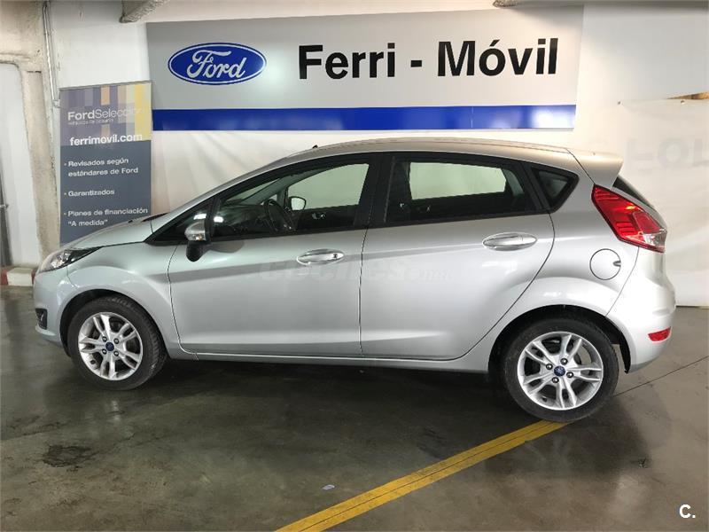 FORD Fiesta 1.25 Duratec 60kW 82CV Trend 5p 5p.