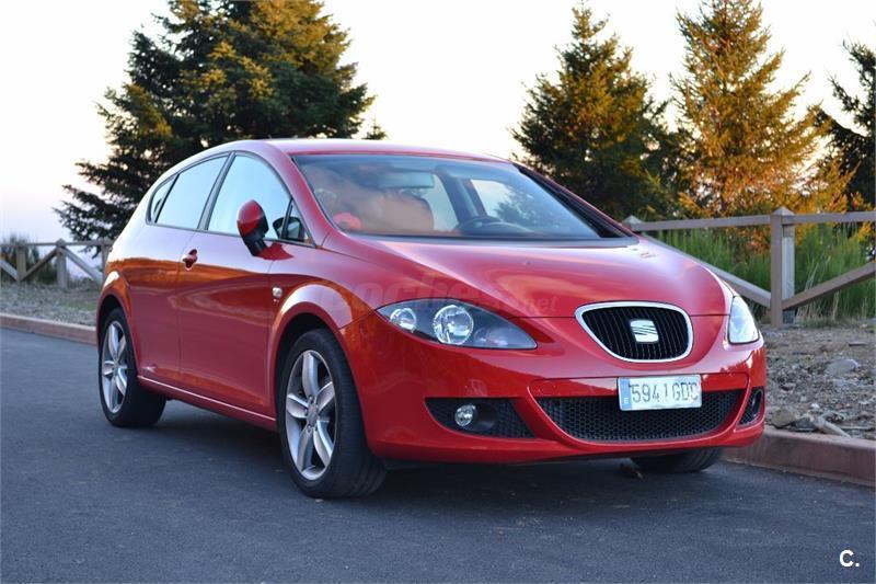 SEAT Leon 2.0 TDI 140cv Sport Up 5p.