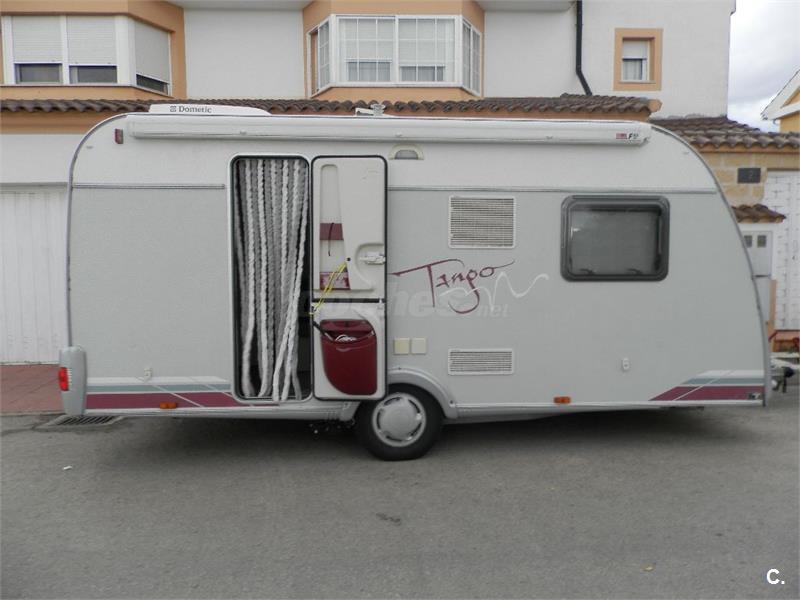 caravana Roller tango 430