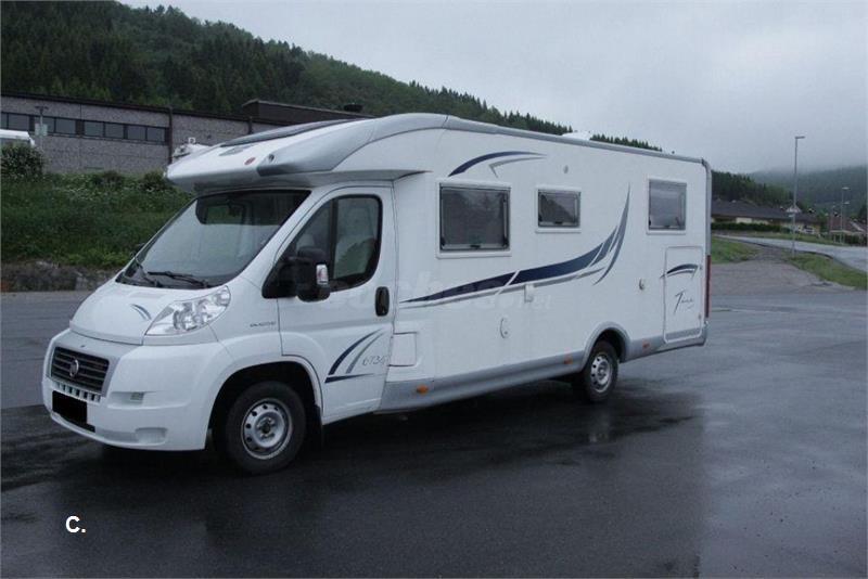 Camping-car MCLOUIS TRANDY 2012