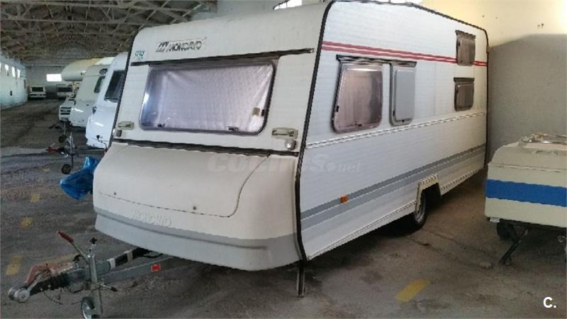 caravana Moncayo Mallorca 480