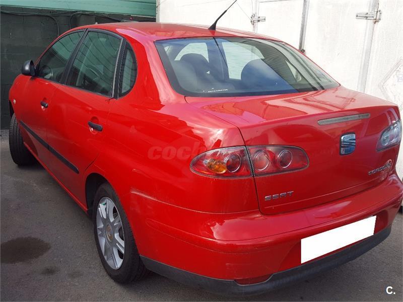 SEAT Cordoba 1.4 16V 100 CV REFERENCE 4p.