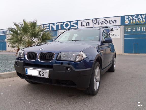 BMW X3 3.0i 5p.