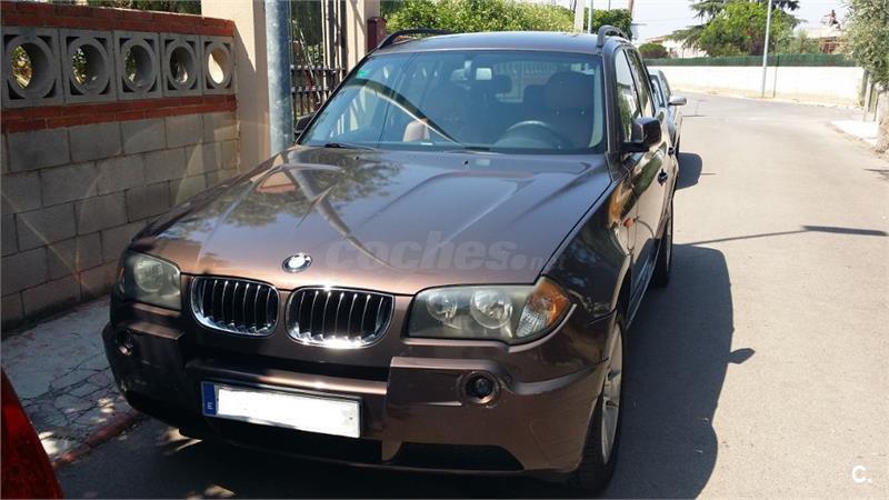 BMW X3 3.0d 5p.