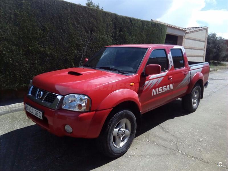 NISSAN Pick-up 4X4 Doble cabina 4p.