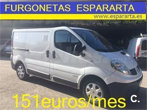 RENAULT Trafic Furgon 27 L1H1 dCi 115 E5