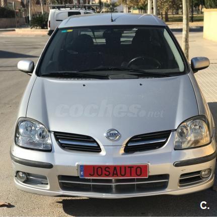 NISSAN Almera Tino 1.8 Tekna Auto ESP Nav 5p.