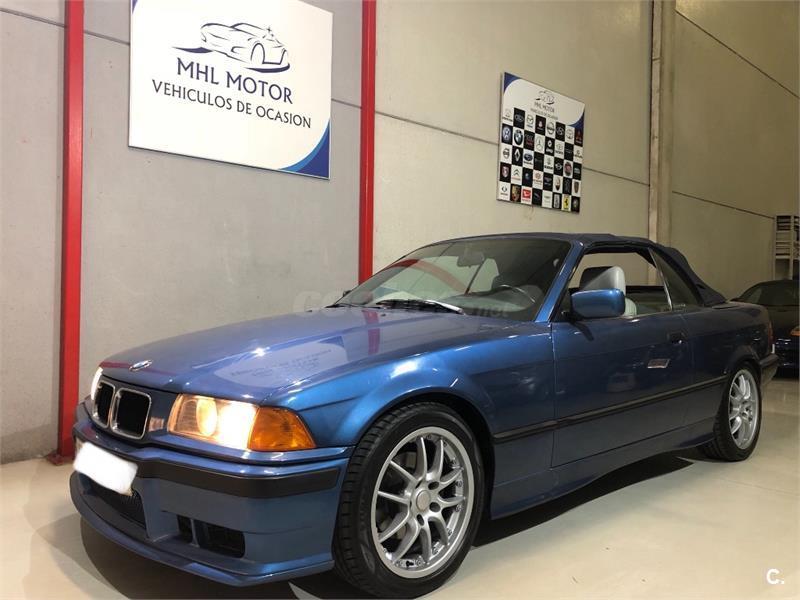 BMW Serie 3 325I CABRIOLET 2p.