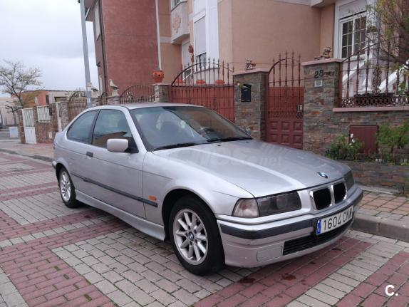 BMW Serie 3 318TDS COMPACT 3p.