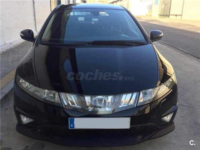 HONDA Civic 2.2 iCTDi Type S 3p.