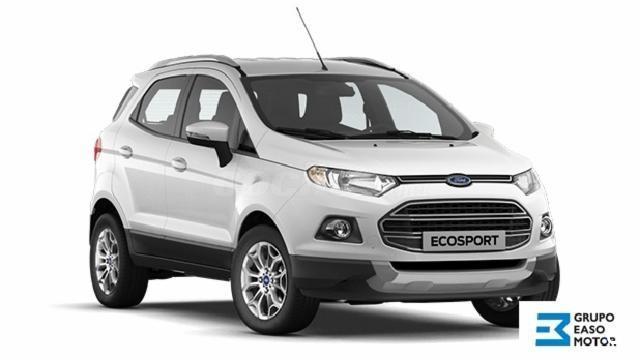 FORD EcoSport 1.0 EcoBoost 103kW 140CV Titanium S 5p.
