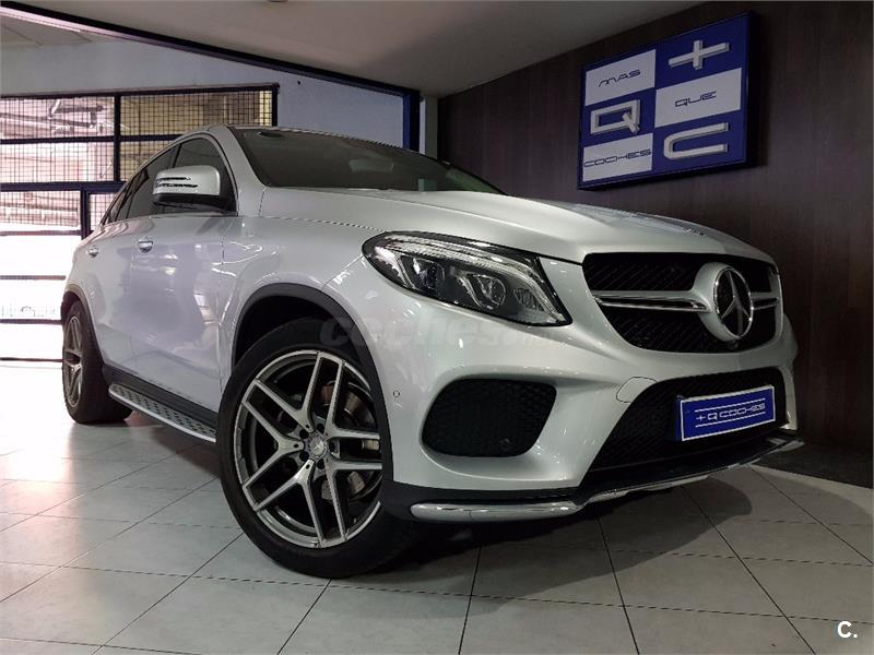 MERCEDES-BENZ Clase GLE Coupe GLE 350 d 4MATIC 5p.