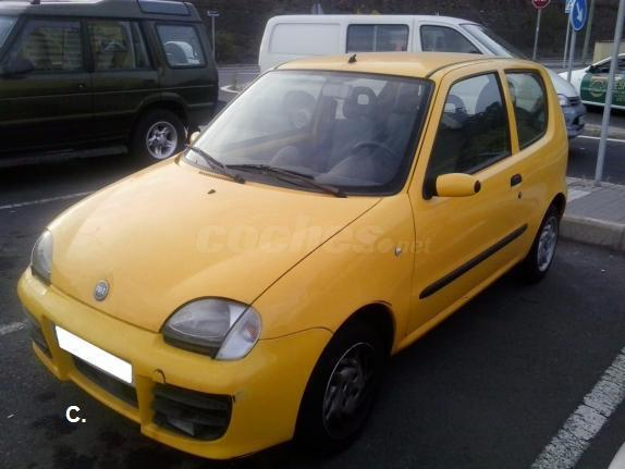 FIAT Seicento SPORTING 3p.