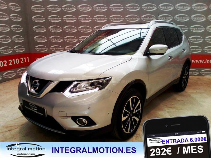 NISSAN XTRAIL dCi 130CV 96kW TEKNA LIMITED EDITION 5p.
