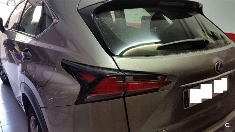 LEXUS NX 300h Executive 4WD Tecno Navibox 5p.
