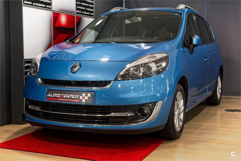 RENAULT Grand Scenic Dynamique Energy dCi 110 eco2 7p 2012 5p.