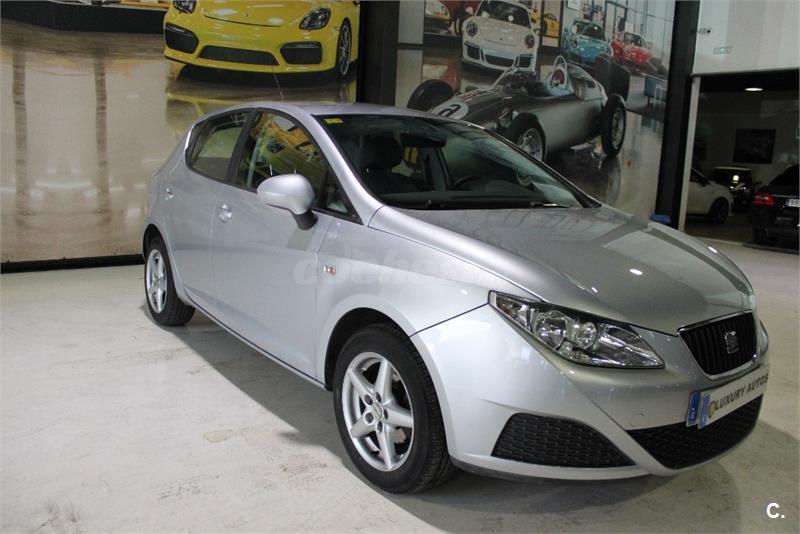SEAT Ibiza 1.4 TDI 80cv Ecomotive 5p.