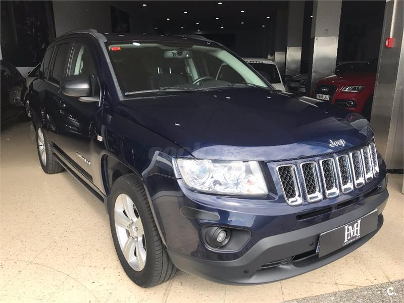 JEEP Compass 2.2 CRD North 4x2 136 CV 5p.