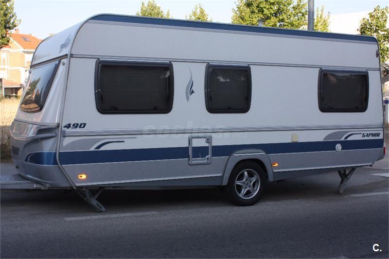 caravana Fendt 490