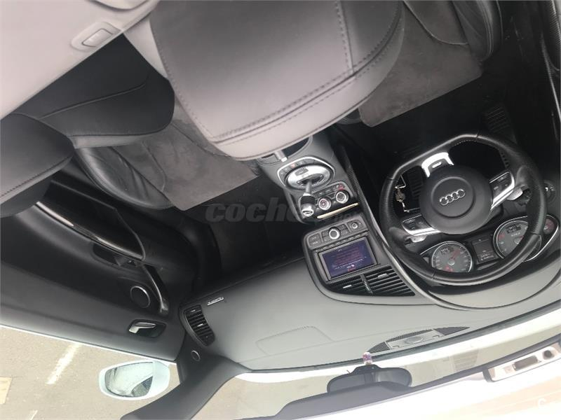 AUDI R8 Spyder 4.2 FSI V8 quattro R tronic 2p.