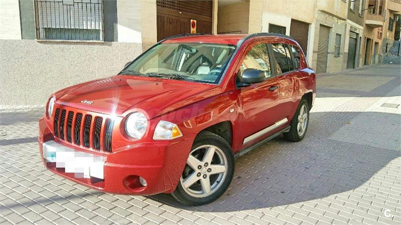 JEEP Compass 2.0 CRD Limited 5p.