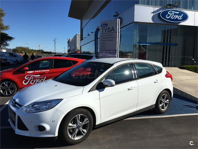 FORD Focus 1.6 TDCi 115cv Edition 5p.