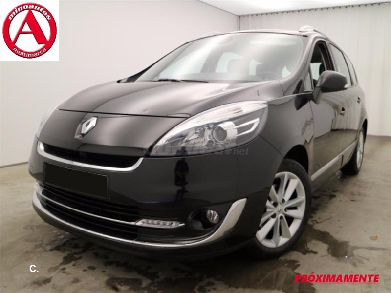 RENAULT Grand Scenic Dynamique Energy dCi 130 SS 5p 5p.