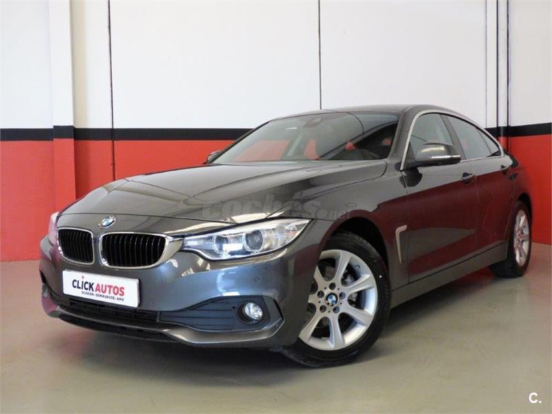BMW Serie 4 418d 2p.