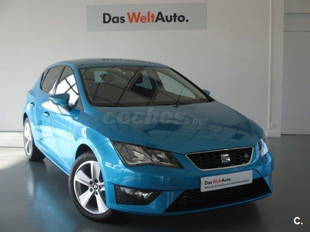 SEAT Leon 1.4 TSI 110kW 150CV ACT DSG7 StSp FR 5p.