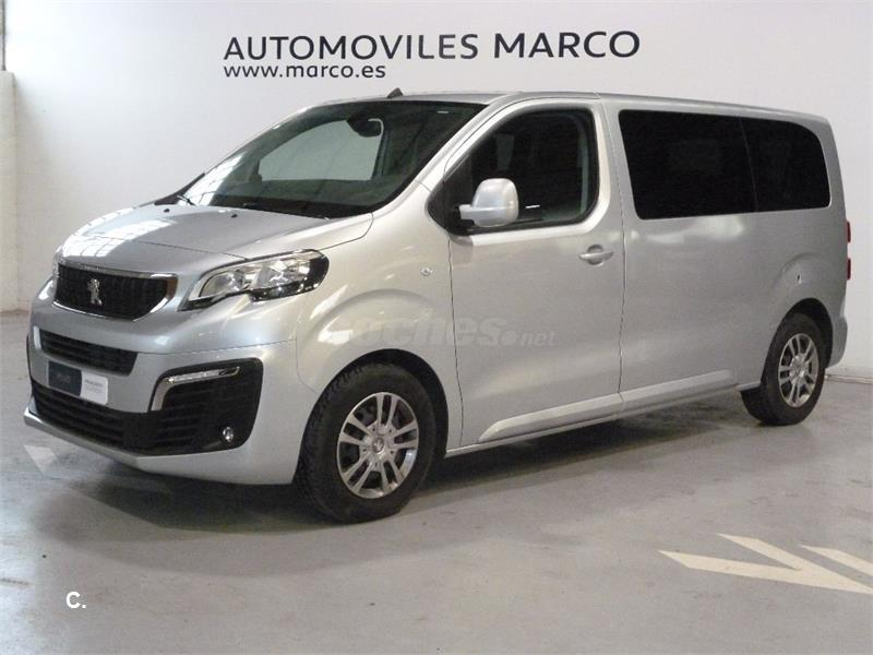 PEUGEOT Traveller Business 1.6 BlueHDi 85KW 115 Standard 4p.