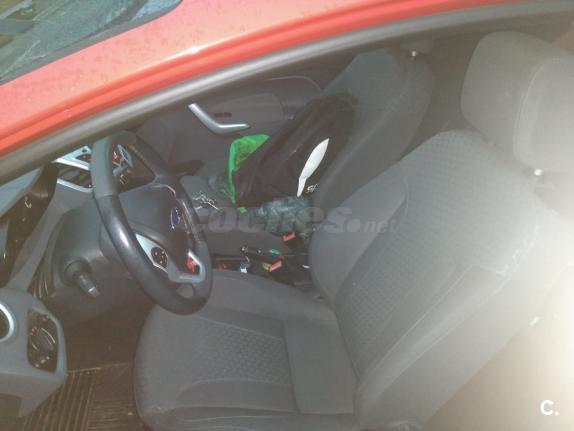 FORD Fiesta 1.6 TDCi Sport 3p.
