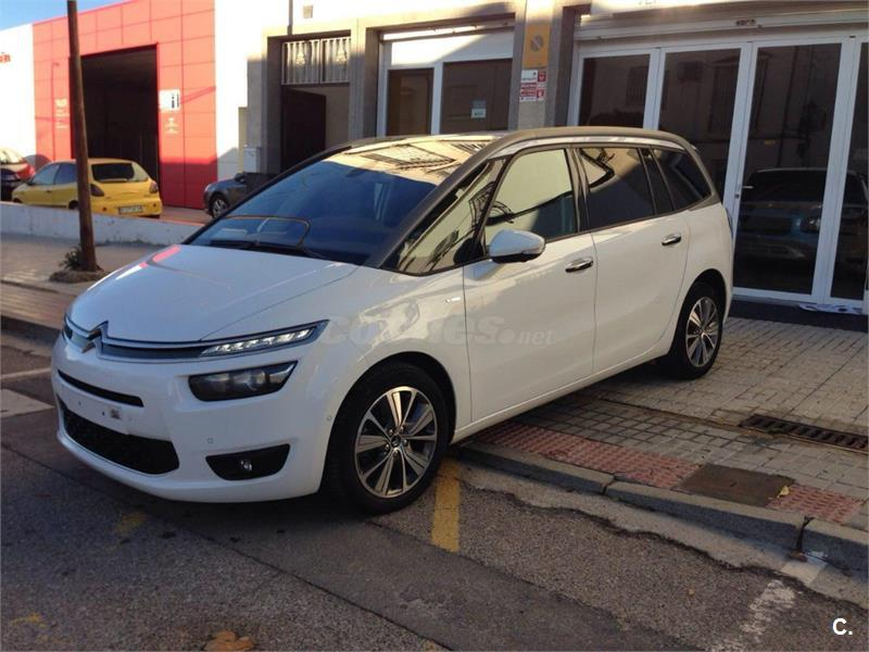 CITROEN Grand C4 Picasso BlueHDi 150 Airdream Exclusive Auto. 5p.