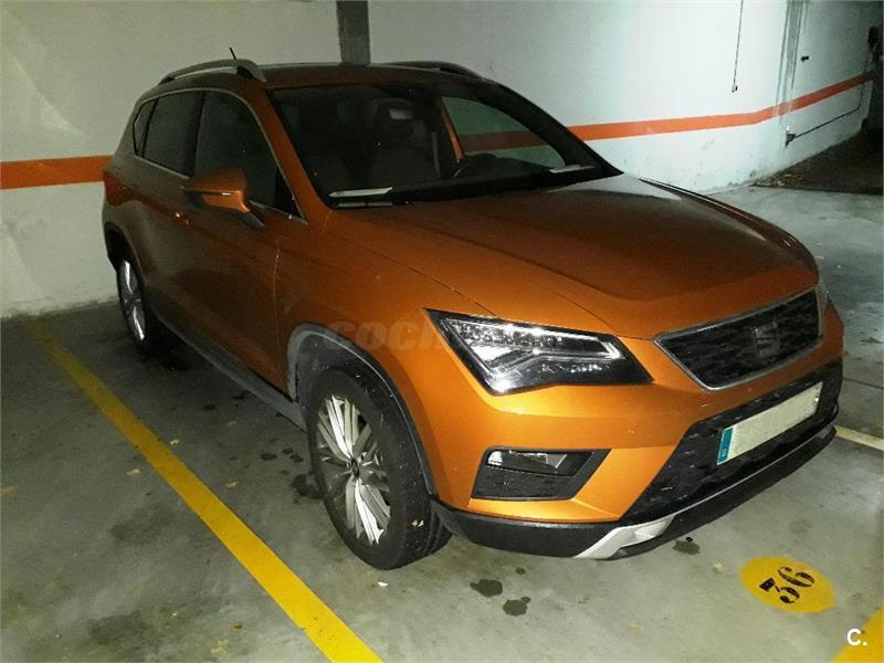 SEAT Ateca 1.4 EcoTSI 110kW 150CV StSp Xcellence 5p.