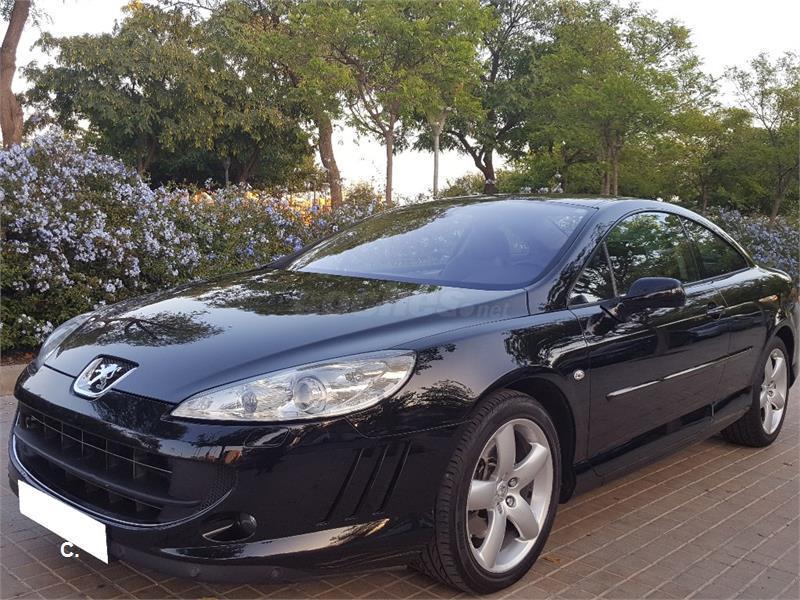 PEUGEOT 407 Coupe Pack 2.7 V6 2.7 HDI 204cv FAP Auto 2p.