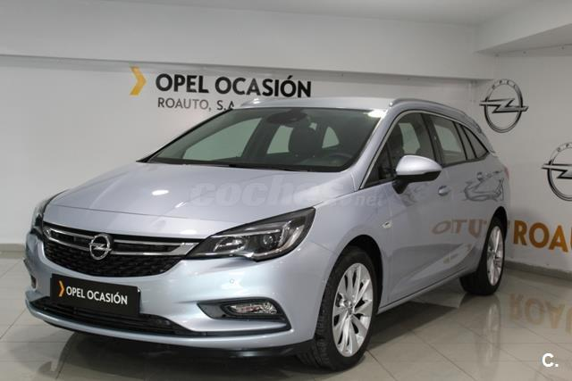 OPEL Astra 1.6 CDTi SS 100kW 136CV Excellence ST 5p.