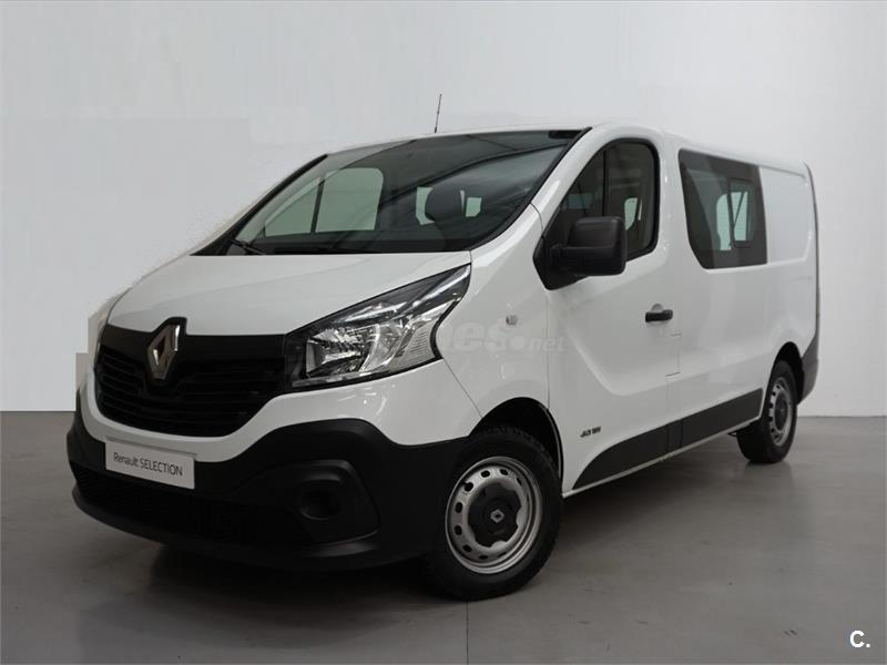 RENAULT Trafic Combi Mixto 56 N1 dCi 115 4p.