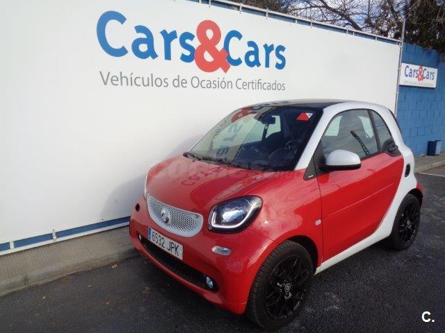 SMART fortwo Coupe 52 3p.