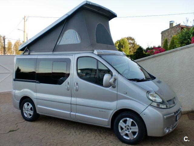 Caravans-Wohnm Renault Trafic Camper