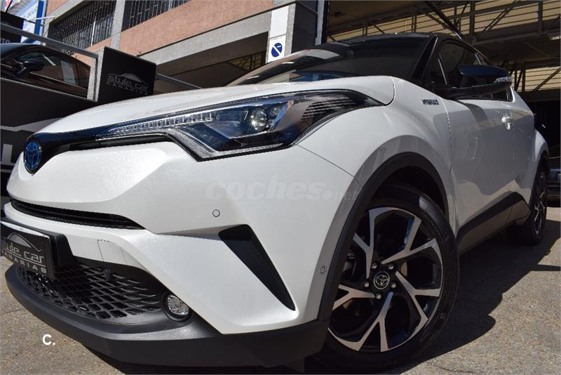 TOYOTA CHR 1.8 125H Dynamic Plus 5p.