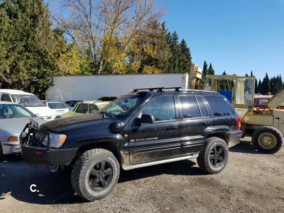 JEEP Grand Cherokee 4.7 V8 Overland AM 2002 5p.