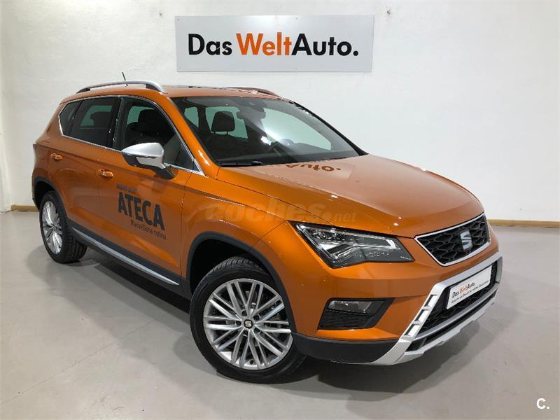 SEAT Ateca 1.4 EcoTSI 110kW 150CV 4Dr SS Xcel Pl 5p.