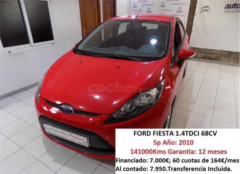 FORD Fiesta 1.4 TDCi Trend 5p.